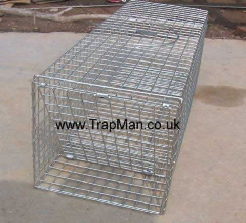 Rabbit trap new design